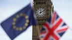 «Brexit» bedeute «Brexit» und wir werden damit Erfolg haben, meinte Premierministerin Teresa May.