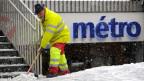 Bei der Annahme des NAF würde der Bund 40 Prozent an die geplante Metrolinie M3 in Lausanne bezahlen.