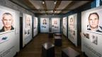 Foto-Ausstellung «Verdingkinder, Portraits von Peter Klaunzer» im Käfigturm, Bern.