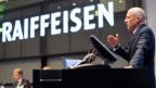 Patrik Gisel, Vorsitzender der Geschäftsleitung der Raiffeisen-Bankengruppe.