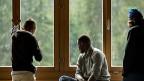 Die Eidgenössische Kommission gegen Rassismus will  Rayonverbote für Asylsuchende nicht grundsätzlich verteufeln – aber zum Beispiel bei abgewiesenen Asylsuchenden gehören solche Verbote zu den gesetzlich vorgesehenen Zwangsmassnahmen, um die Leute zur Ausreise zu bewegen.