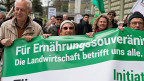 Der Gegenvorschlag zur Initiative «für Ernährungssicherheit» soll sozusagen vom Feld bis auf den Teller dafür sorgen, dass die Schweizer Bevölkerung mit Lebensmitteln versorgt werden kann.