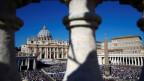 In Rom ist der Tourismus ein sicherer Wert. Blick auf den Petersplatz.