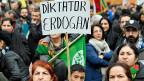 Der Appell aus der Schweiz an die türkischen Regierungsvertreter: «Zeigt Respekt – auch gegenüber den Gegnern, egal ob ihr in der Türkei oder in der Schweiz auftretet».
