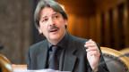 Paul Rechsteiner, Präsident des Schweizerischen Gewerkschaftsbundes und SP-Ständerat aus dem Kanton St. Gallen.