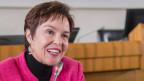 Die Basellandschaftliche Bildungsdirektorin Monica Gschwind will dem Konzept trotz Kritik noch Zeit geben.