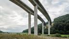 Ein sehr politisches Stück Autobahn – die «Transjurane» ist nun in ihrer ganzen Länge für den Verkehr freigegeben.