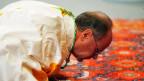 Bischof Huonder hat seinen Rücktritt eingereicht.
