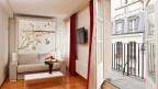 Rund 129'000 Mitglieder zählt Hapimag. Sie können aus 60 Ferienanlagen auswählen. Bild: Hapimag-Wohnung in Paris.