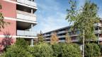Wohnsiedlung in Rheinfelden. Der Bundesrat schraubt die Grenzwerte für Radonbelastung in Wohnräumen deutlich herunter.Symbolbild.