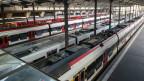 Herzensangelegenheiten einzelner Regionen sind nicht piorisiert - etwa der Durchgangs-Bahnhof in Luzern.