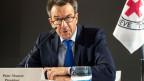 Peter Maurer, Präsident des Schweizerischen Roten Kreuzes.