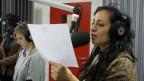 Blick ins Studio während der Sendung «Citoyen X».
