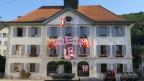 Stadthaus von Moutier.