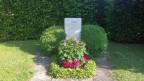 Das Grab von Willi Ritschard und seiner Familie in Luterbach.
