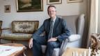 Martin Killias, Präsident des Schweizer Heimatschutzes.
