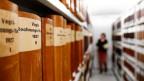 Alte Berichte und Abrechnungen der Vormundschaftsbehörde im Stadtarchiv der Stadt Bern. Viele Akten wurden vernichtet.