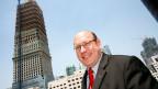 Kurt Haerri, Direktor beim Aufzugbauer Schindler und Vorstandsmitglied der Handelskammer Schweiz – China fordert gleichlange Spiesse.