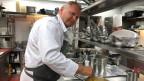 Peter Knogl, Sternekoch im Basler Gourmetrestaurant «Cheval Blanc».