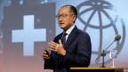 Weltbankchef Jim Yong Kim.