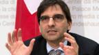 Wirtschaftsprofessor Aymo Brunetti.