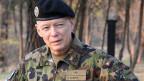 Divisionär Urs Gerber, der mehr als fünf Jahre im Einsatz war, erlebte mit seinem Team auch dramatische Situationen.