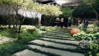 Bild aus der Gartenausstellung Giardina.