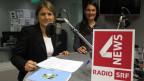 SVP-Nationalrätin Barbara Steinemann und GLP-Nationalrätin Tiana Moser diskutieren über die Rasa-Initiative.