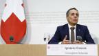 Il Consigliere Federale Ignazi Cassis