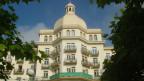 Hotel Sonnenberg in Seelisberg.