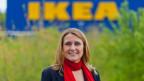 Simona Scarpaleggia, CEO von IKEA Schweiz.