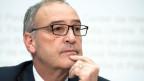 Bundesrat Guy Parmelin: Neue Jets, weil die Lage in Europa und in der ganzen Welt unsicher sei.