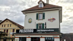 Das Gebäude der Felsenau-Brauerei.