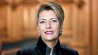 Karin Keller Sutter, die neue Ständeratspräsidentin.