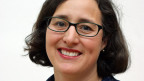Meltem Kutlar Joss, Projektleiterin bei der Dokumentationsstelle Luft und Gesundheit am Schweizerischen Tropen- und Public Health Institut in Basel.