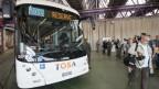 Der neue Genfer Gelenkbus TOSA