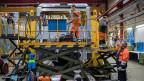 Wie weiter in den SBB-Werkstätten in Bellinzona?