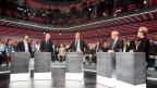 SRF TV-Sendung Arena zum Thema «No Billag».