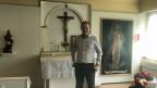Radio Maria, der einzige Sender in der Schweiz mit einer eigenen kleinen Kirche.