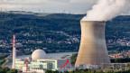 Atomkraftwerk Leibstadt.