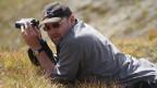 Anderas Boldt, Wildtierbiologe.
