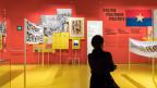 Ausstellung im historischen Museum Bern.