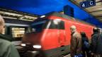 Bis in zehn Jahren werden ca. 100'000 Passagiere zwischen Lausanne und Genf pendeln.