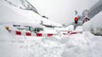 Audio «Starke Niederschläge in der Schweiz» abspielen.