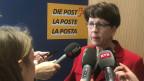Post-Konzernchefin Susanne Ruoff.