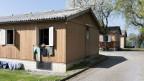 Im Asylzentrum Juch in Zürich-Altstetten sind rund 300 Asylsuchende untergebracht.
