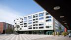Die FDP legte in den letzten Wahlen Anfang März in der Stadt Zürich und in Winterthur leicht zu. Bild: Max-Bill-Platz in Zürich.