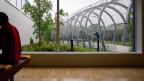 Blick in den Hochsicherheitsbereich der Klinik für Forensische Psychiatrie im Psychiatriezentrum Rheinau.