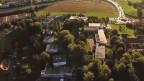 Sicht auf die Instituion «La Cité du Genévrier». Bild: RTS.