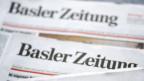 Ausgaben der Basler Zeitung.